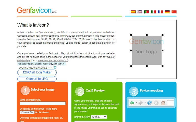 Best Favicon Generator Websites