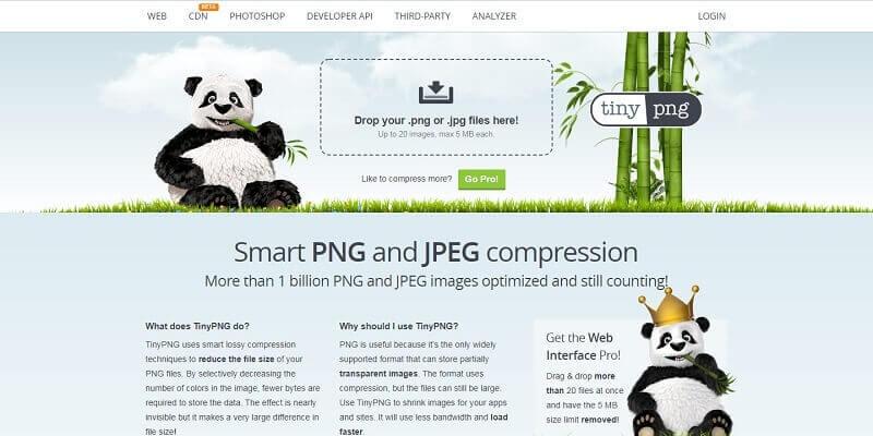 Best Image Compression Websites