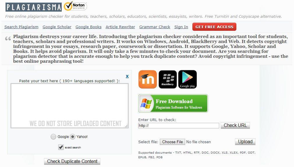 Plagiarisma.net