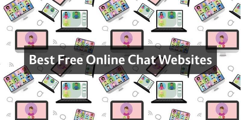 Free Online Chat Websites