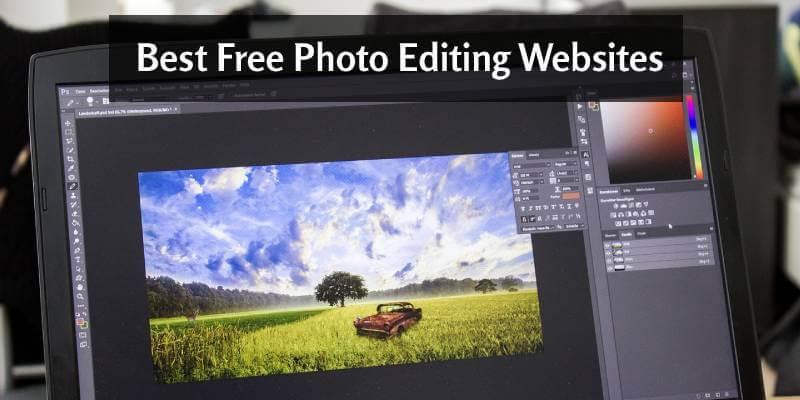 Free Photo Editing Websites