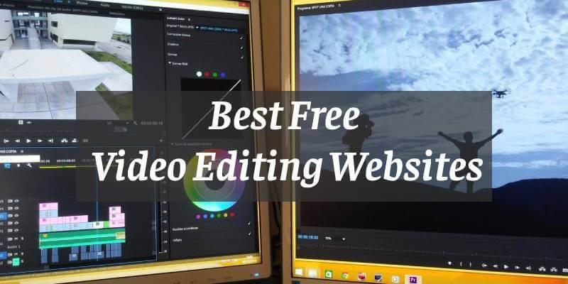Free Video Editing Websites