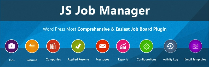 JS Job Manager