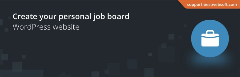 Job Board By Bestwebsoft