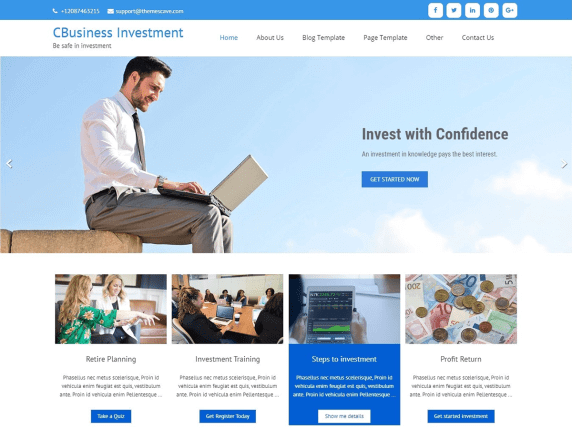 CBusiness Investment