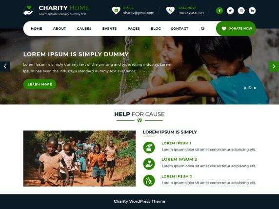 Charity Fundraiser