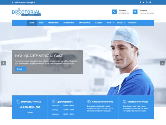 Doctorial