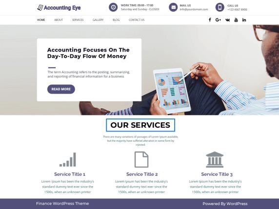 Finance Accounting
