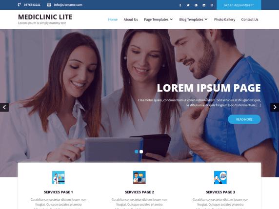 Mediclinic Lite