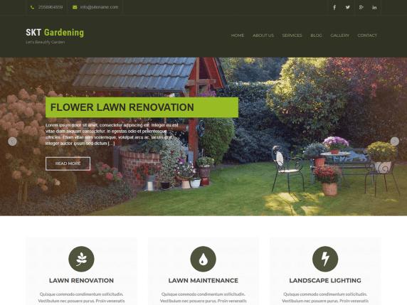 SKT Gardening Lite