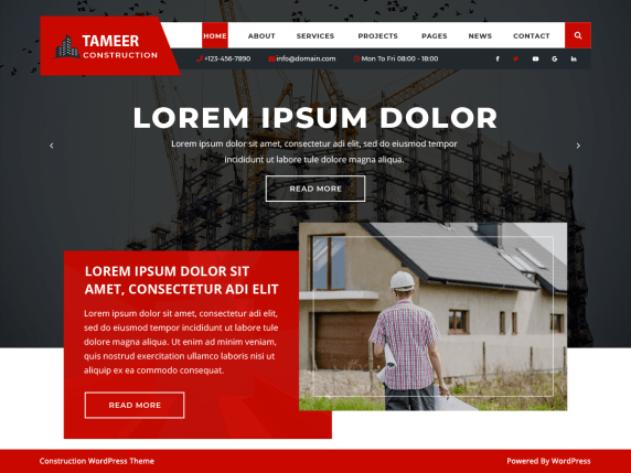 Tameer Construction