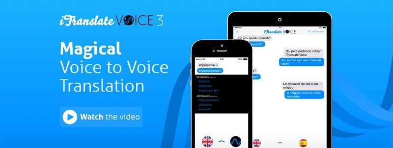 iTranslate Voice 3