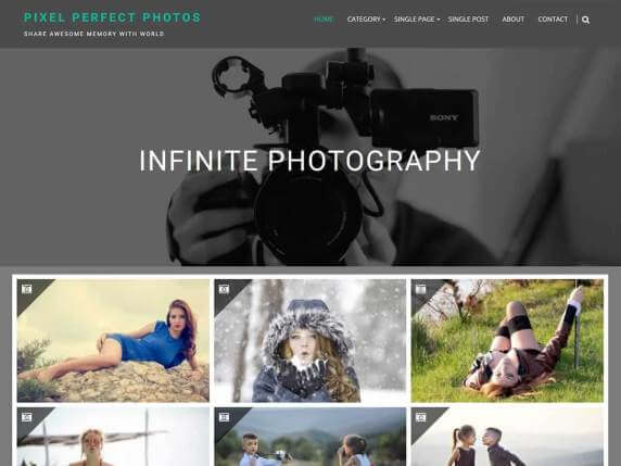 10 Best photography WordPress themes