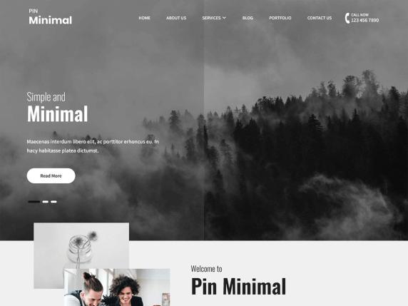 Pin Minimal
