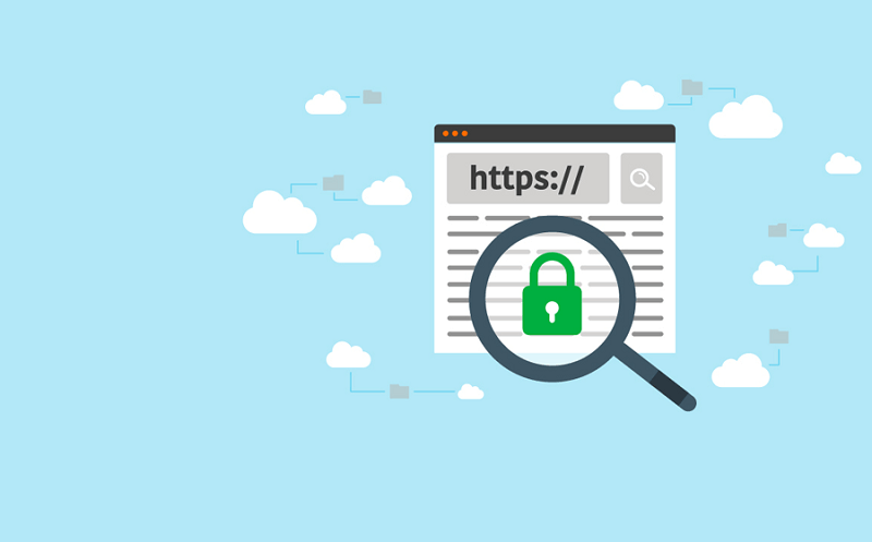 Use SSL an Certificate