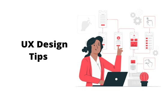 UX Design Tips