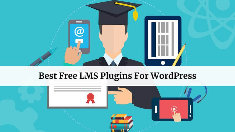 Free LMS Plugins For WordPress