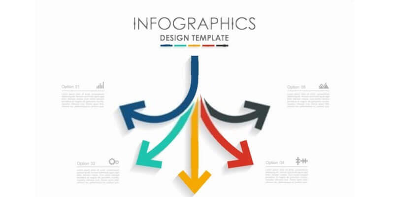 Free Infographic PSD Templates
