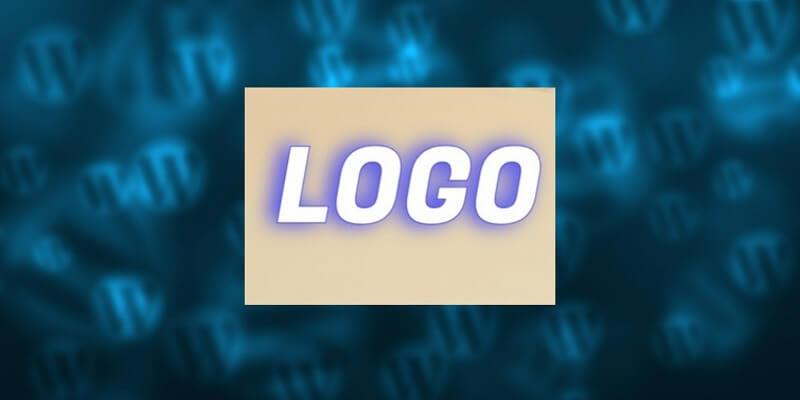 Logo WordPress Website